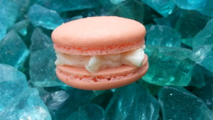 #1 top rated macaron macarons pink white shower wedding birthday