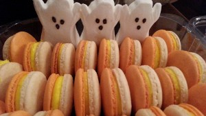 oklahoma okc 5 star macaron macarons top rated best oklahoma mail order hand made festive candy corn macaroon