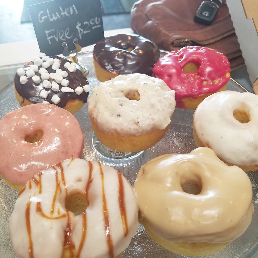 gluten free pastry doughnut donut brownie cookie bakery near me okc Oklahoma city