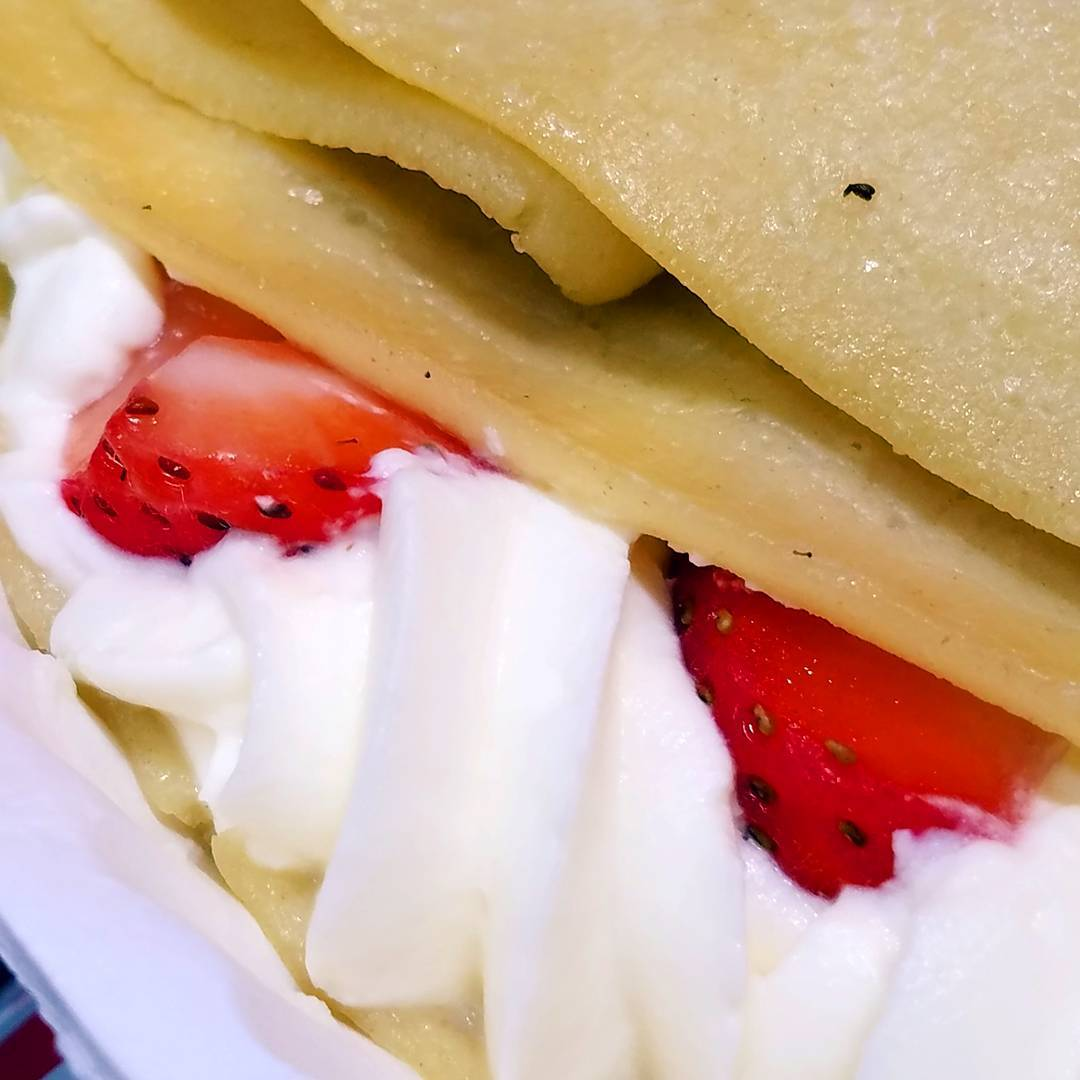 breakfast lunch brunch snack pastry crepe fresh near me togo to go daily okc oklahoma city handmade fruit