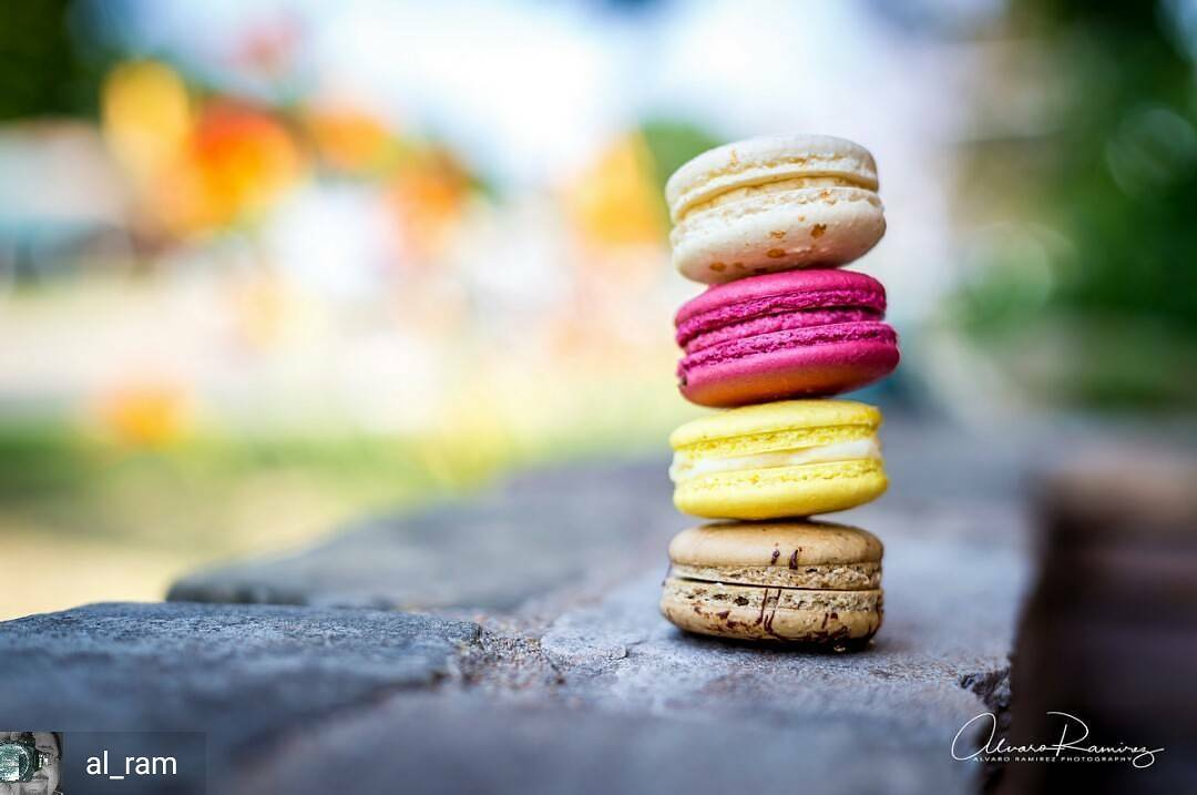 classic traditional stacked gourmet french macaron macaroon pastry high end made fresh handmade okc oklahoma city near me