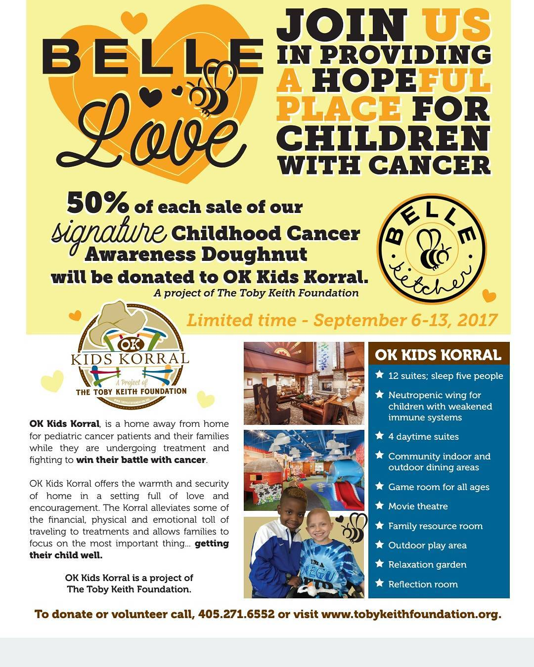 September is Childhood Cancer Awareness