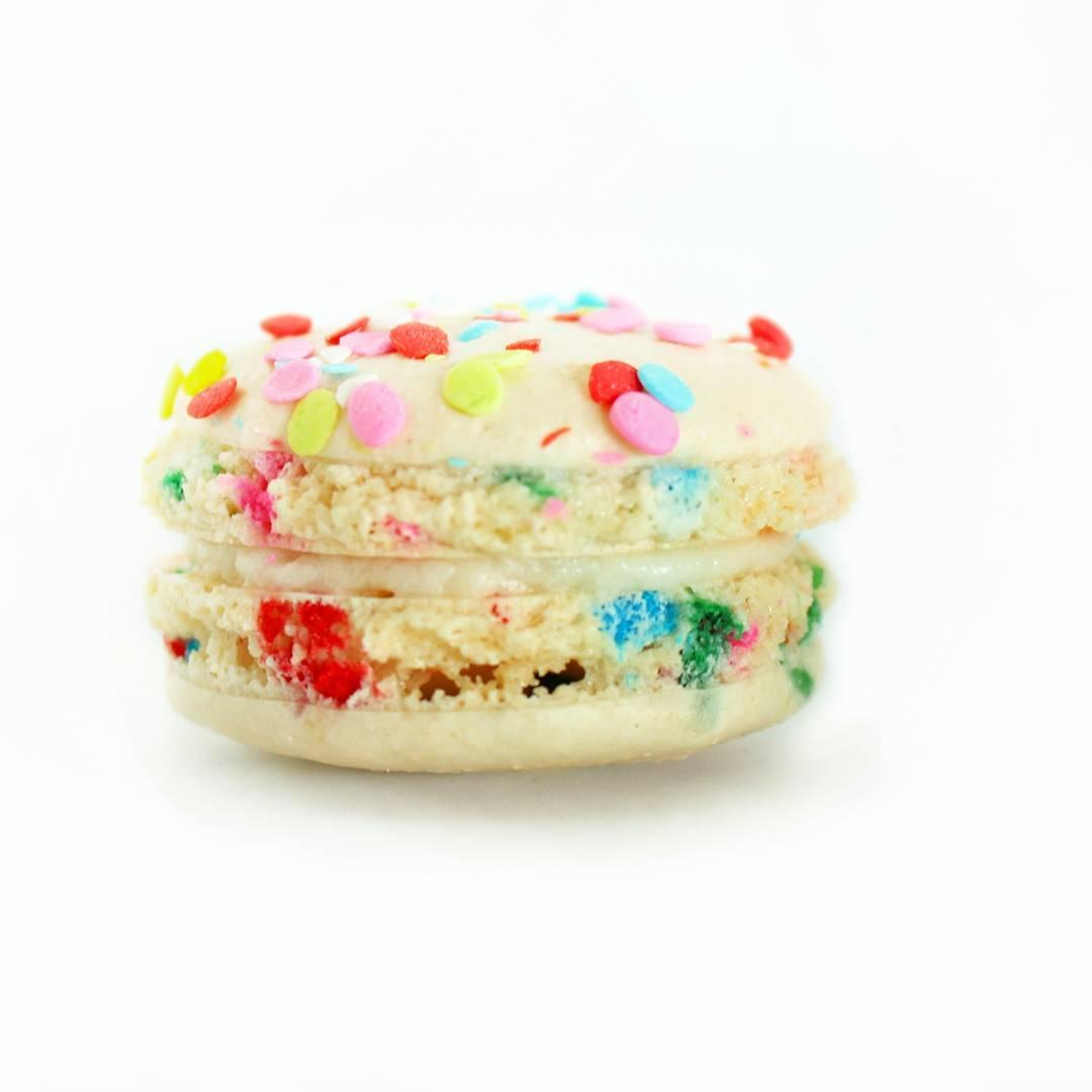 Birthday Cake Macarons Custom Special Orders 405 430