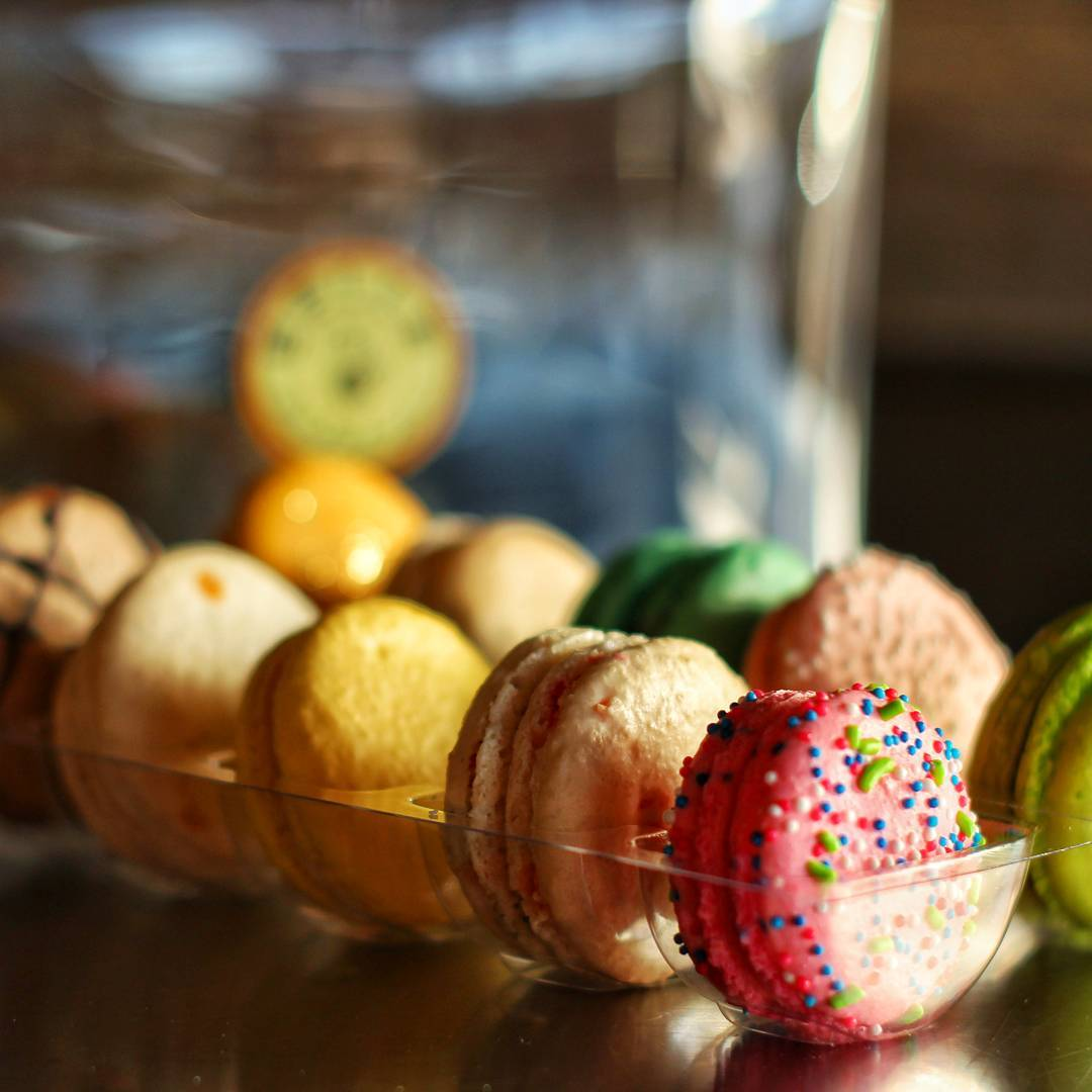 Only once a Year…$1 Macarons!!! Be