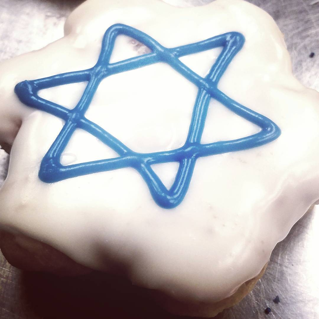 Happy Hanukkah from the Bakers @ Belle!!