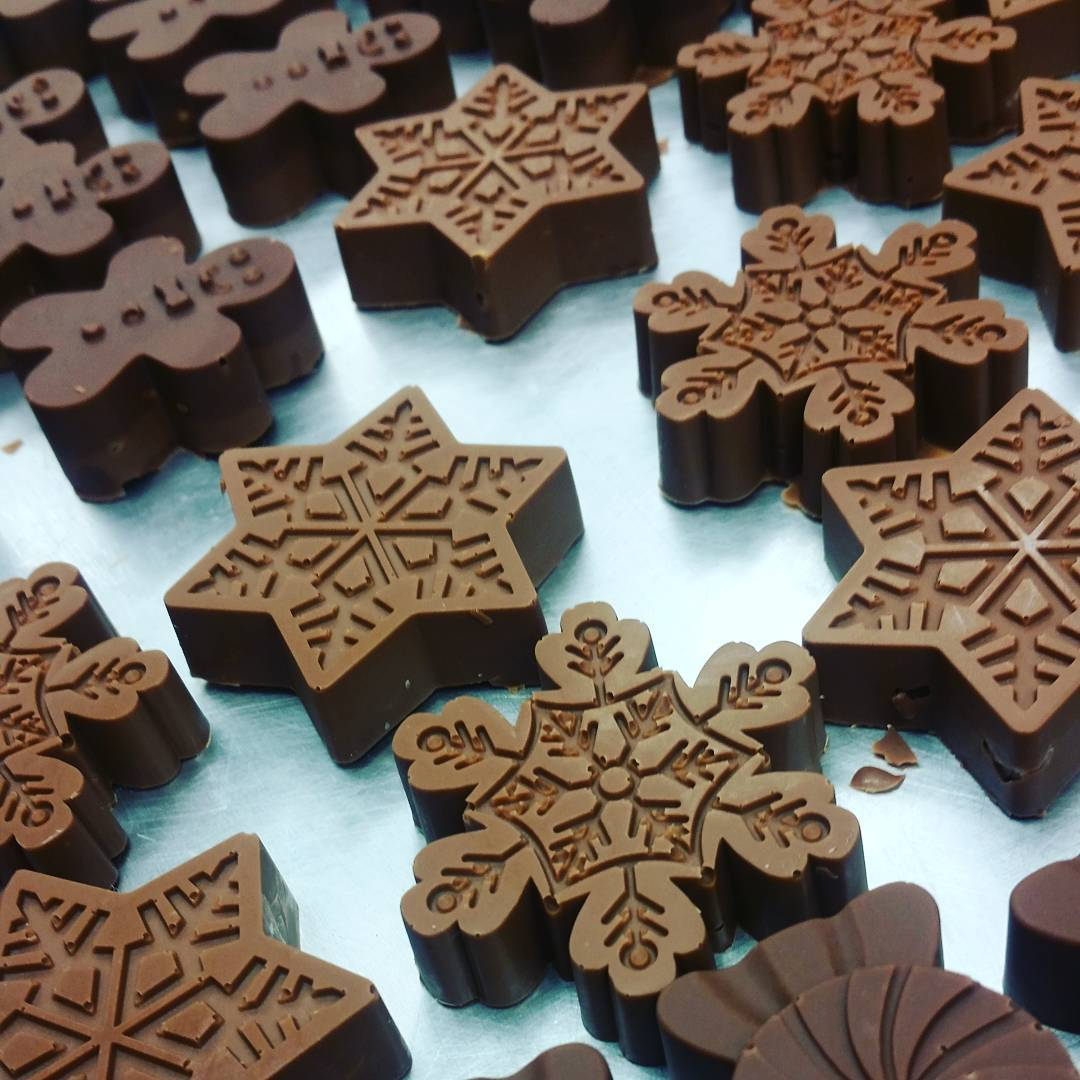 Pure Belgian Chocolates! Beautifully gif