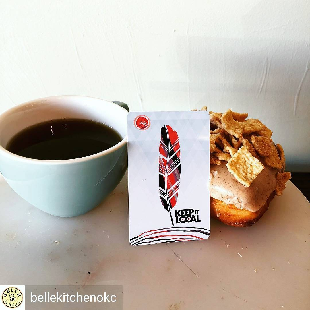 FREE Doughnut & Coffee!!! AND Gift t