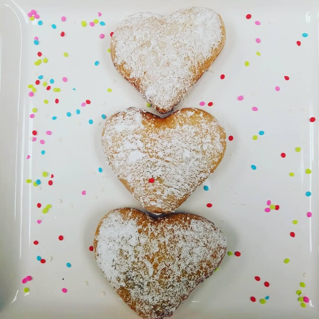 I ❤️ Jelly Doughnuts @bellekitchenok